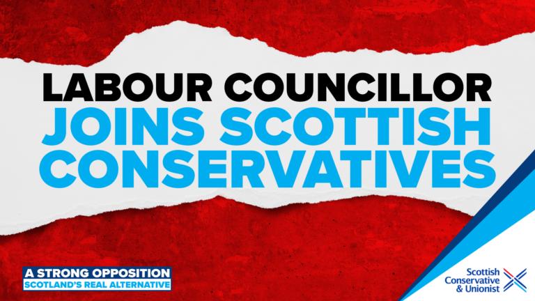 Labour Councillor Defector 1920 Scottish Conservatives