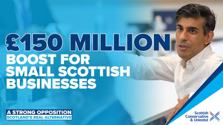 Scottish Small Business Fund 1920 Scottish Conservatives